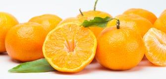 Mandarines Royalty Free Stock Photography