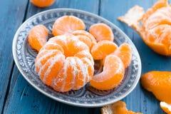Mandarini Immagine Stock