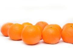 mandarini Fotografia Stock