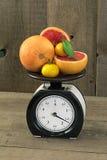 Mandarini e pompelmi Fotografie Stock Libere da Diritti