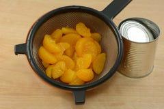 Mandarini in filtro immagine stock