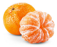 Mandarino Immagini Stock Libere da Diritti