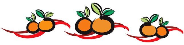 Mandarino Fotografia Stock