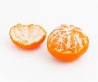 Mandarino fresco Fotografie Stock Libere da Diritti