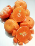 Mandarino/mandarino: Freshy 4 Fotografie Stock Libere da Diritti