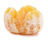 Mandarino sugoso fotografia stock
