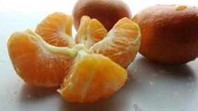 mandarins Stock Afbeeldingen