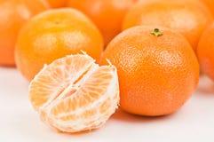 Mandarins Royalty Free Stock Photography