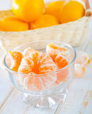 Mandarins Royalty Free Stock Photography
