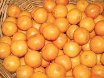 Mandarins Stock Photos