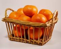 mandarins Stock Foto