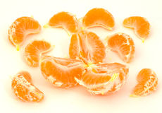 Mandarins Royalty Free Stock Photo