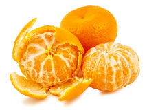 Mandarins Royalty Free Stock Photos
