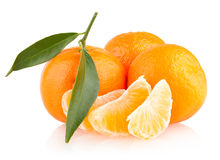 Mandarins Royalty Free Stock Images