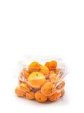 Mandaryn pomarańcze Zdjęcia Stock