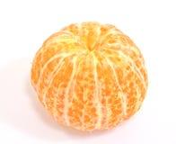 Mandarynki lub tangerine pomarańczowa owoc Zdjęcia Stock