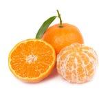 mandarynki pomarańcze zdjęcia stock