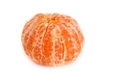 mandarynki pomarańcze pealed Zdjęcia Stock
