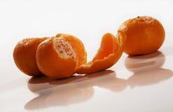 mandarynki tangerine obraz stock