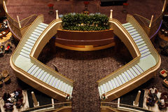 Mandarynu Orientalny hotel - Singapur Obraz Royalty Free
