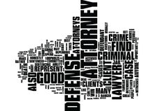 Mandataire Word Cloud Concept Images stock