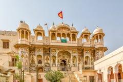 Mandawa świątynia Zdjęcie Royalty Free