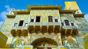 Mandawa Haveli Royalty Free Stock Photo