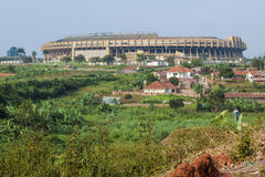 Mandela National Stadium Uganda Stock Photography