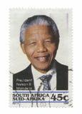 Mandela Nelson Στοκ εικόνες με δικαίωμα ελεύθερης χρήσης