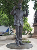 Mandela statue in London Royalty Free Stock Photography