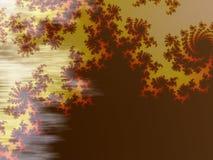 Mandelbrot background Stock Images