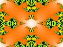 Mandelbrot bakgrund Royaltyfri Foto