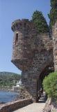 Mandelieu-la Napoule Castle, South of France Stock Photo