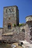 Mandelieu-la Napoule Castle, South of France Stock Photos