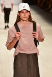 Mandem-Modeschau Lizenzfreies Stockfoto
