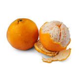 Manderine Oranges Royalty Free Stock Images