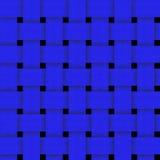 Mandewerk-blauwe Abstracte textuur voor achtergrond stock fotografie