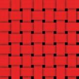 Mandewerk-rode Abstracte textuur voor achtergrond stock afbeelding