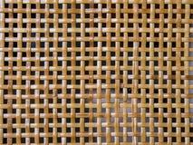 Mandewerk van stelen van rotan Stock Fotografie