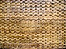 Mandewerk van stelen van rotan Stock Afbeeldingen