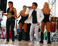 Mandinga Band Royalty Free Stock Photos