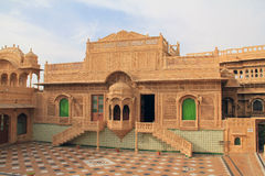 Mandir Palace Hotel 2 Royalty Free Stock Photography
