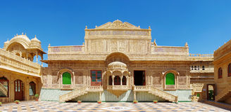 Mandir Palace in Jaisalmer,  North India Stock Images