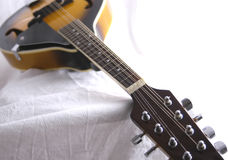 Mandolin. A mandolin Stock Photos