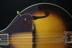Mandolin 2 Royalty Free Stock Photography