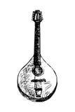 mandolin Fotografia Stock