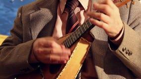 Mandolin stock video