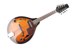 Mandolin of bluegrass Royalty Free Stock Images