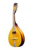Mandolin isolated Royalty Free Stock Images