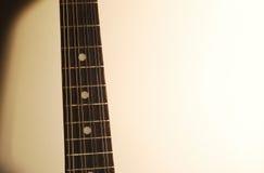 Mandolin neck Stock Image